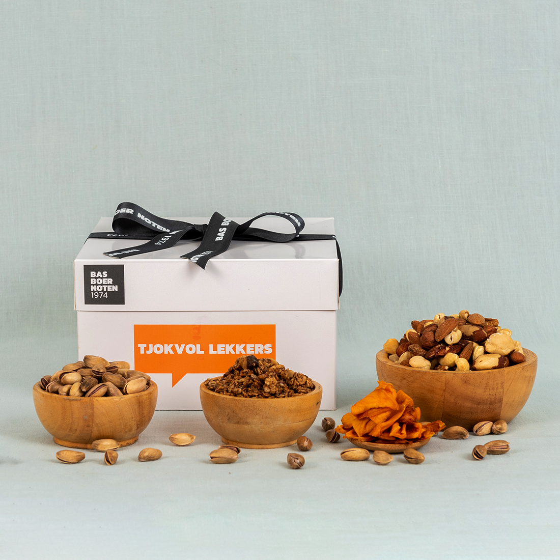 Biologische cadeau box