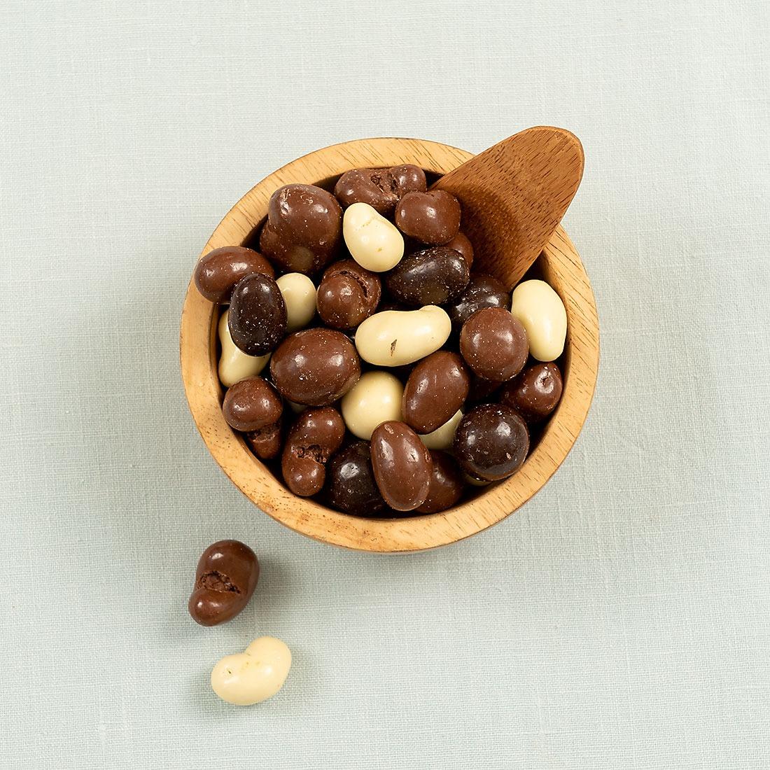 Chocolade notenmix