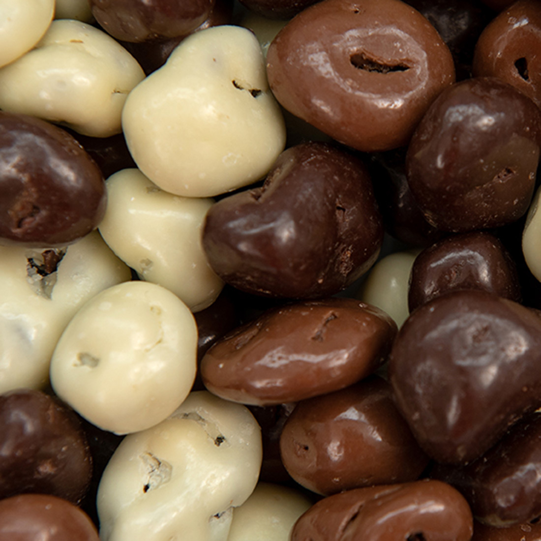 Chocolade rozijnen mix