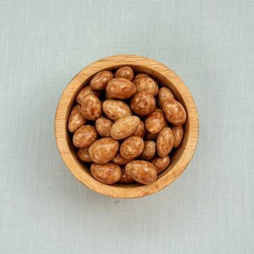 Chocolade tiramisu amandelen