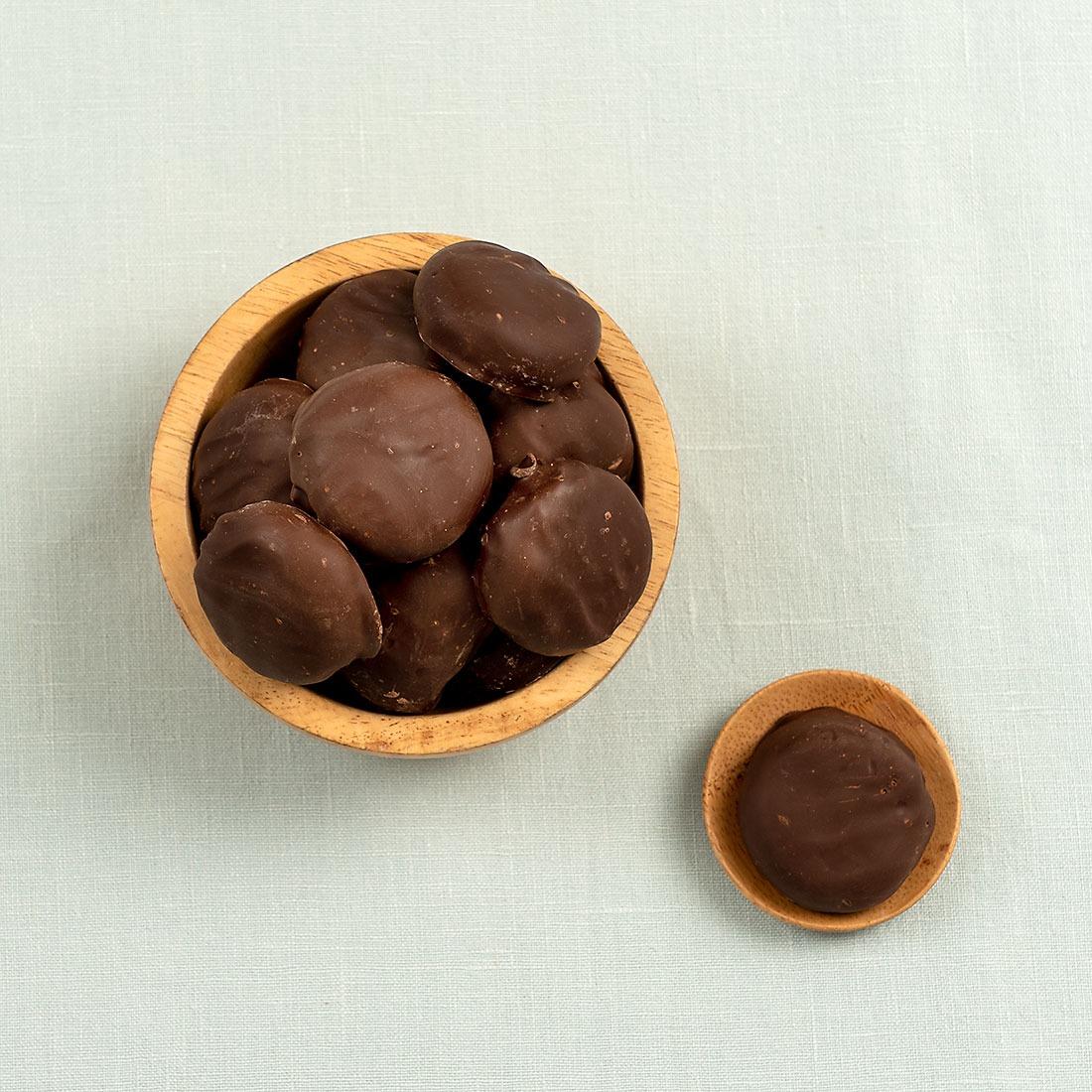 Dadel chocolade kokos bites