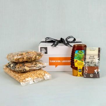 Zelf granola maken pakket