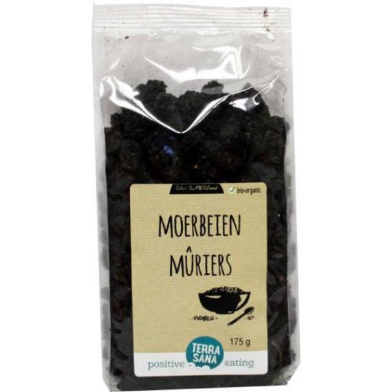 Moerbei bessen zwart bio