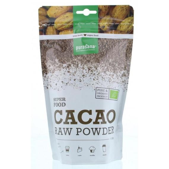 Cacaopoeder raw & bio