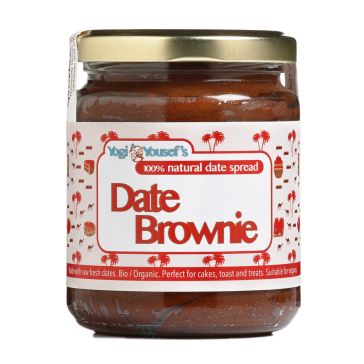 Dadel brownie pasta