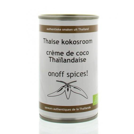 Kokosroom bio