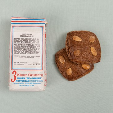 Speculaas mix