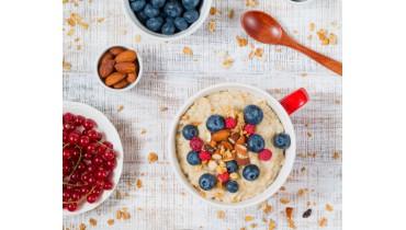 Gezond ontbijten: Overnight oats