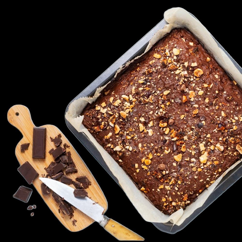 Cake mix kant en klaar