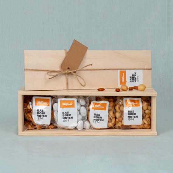 Cadeau notenpakket klein