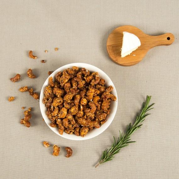 Cashewnoten honing & peper
