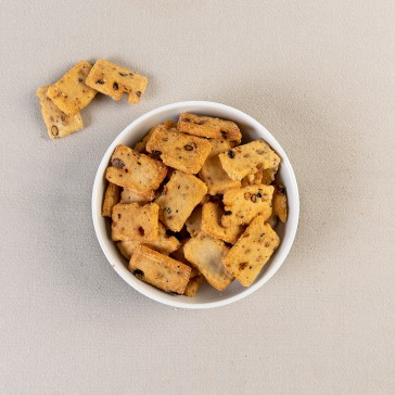Nutcookies crackers