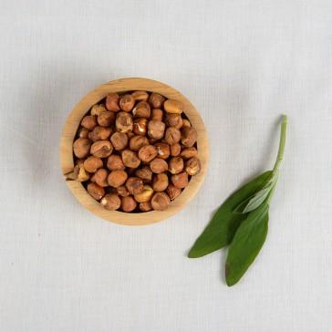 Bruine hazelnoten biologisch