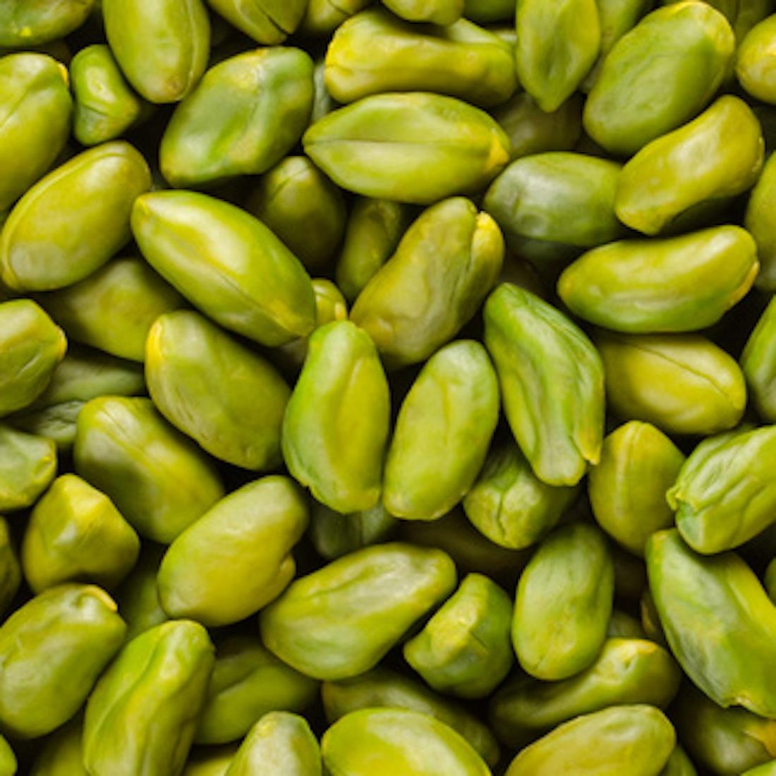 Pistachenoten extra groen