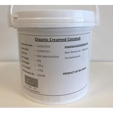 Kokoscreme santen 4 kg