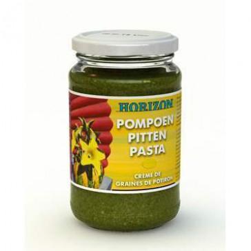 Pompoenpitten pasta