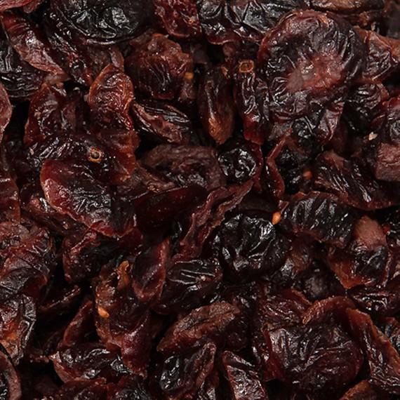 Cranberries suikerarm