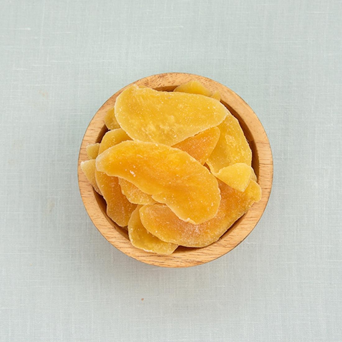 Mango gezoet