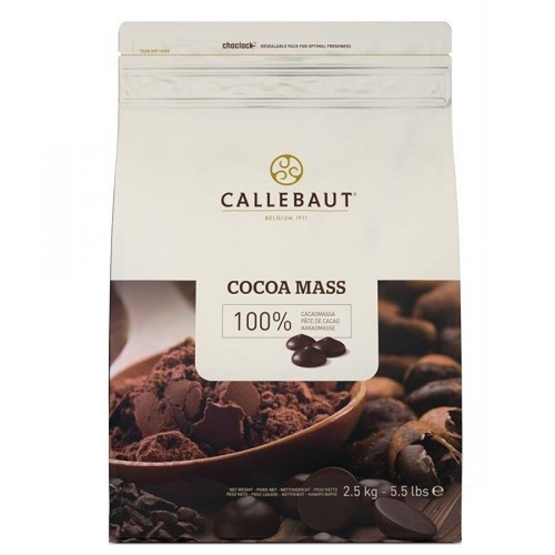 Cacaomassa