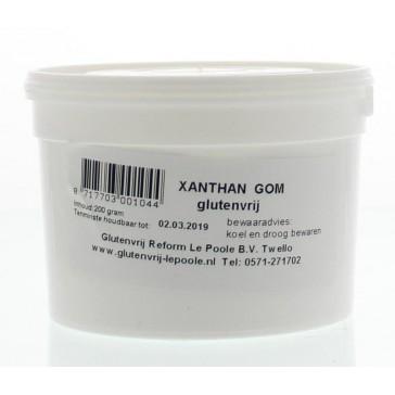 Xanthaan gom
